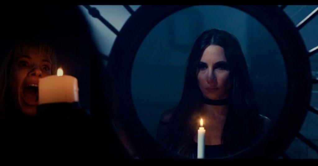 El juego de la bruja: una película de terror con esquizofrenia